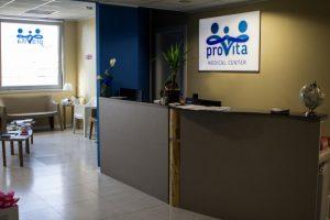 Centro medico Pavia